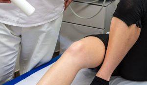 Wärme- und Kälteanwendung bei Physiotherapie Florian Hagen in Würzburg